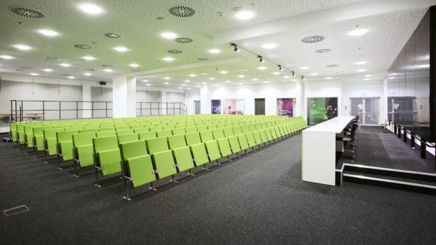 sala konferencyjna / 5. Międzynarodowy Kongres Medyczny