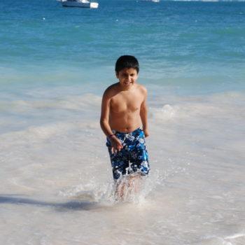dziecko, woda, bajka o znaczeniu drobnych gestów